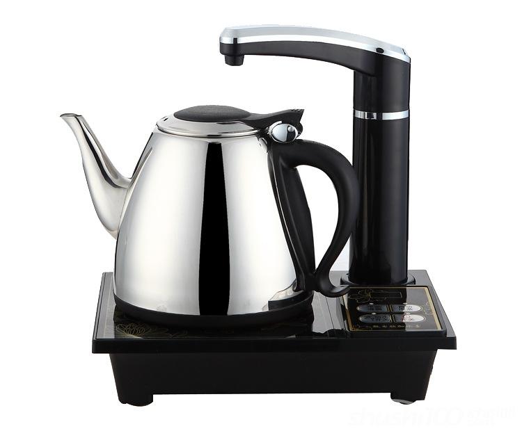 智能电热水壶—智能电热水壶介绍