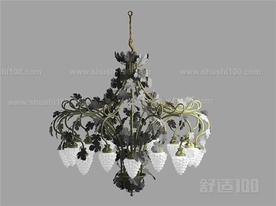 古典欧式吊灯—古典欧式吊灯风格介绍