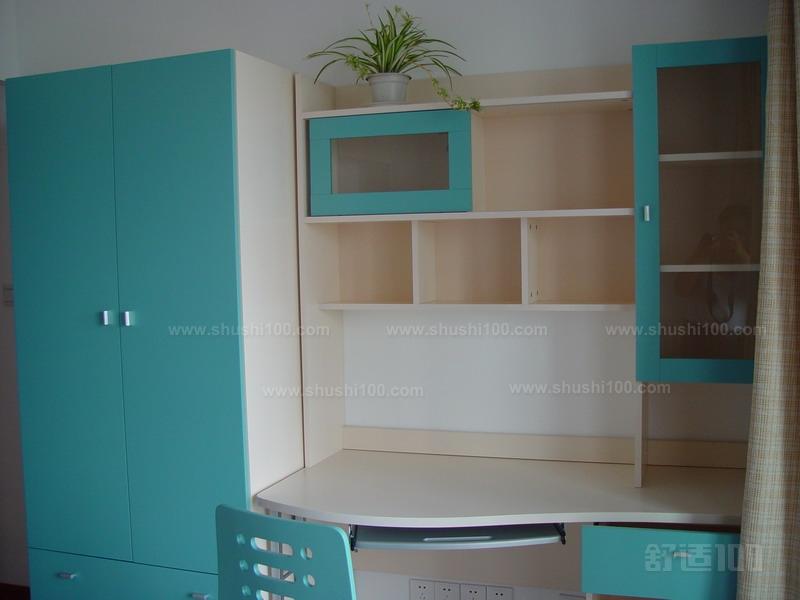 书桌衣柜一体—书桌衣柜一体5种设计介绍