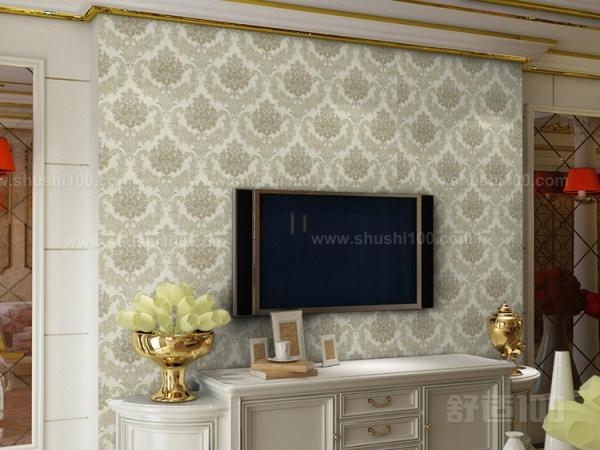 欧式墙纸客厅—欧式墙纸客厅颜色搭配
