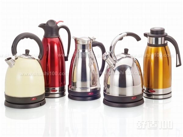 电水壶哪种比较好—美的和苏泊尔好