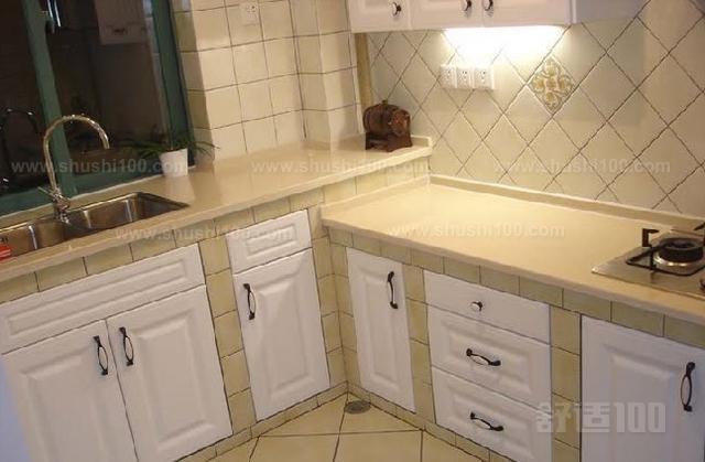 瓷砖做橱柜 如何用瓷砖做橱柜