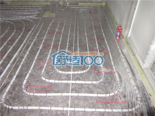 武汉东湖庭院中央空调+中央采暖工程案例-节能舒适的品质生活