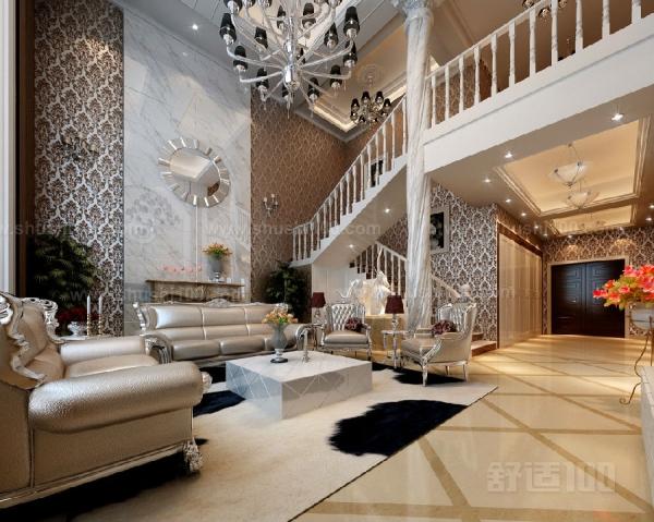 复式楼客厅—复式楼客厅装修要点介绍
