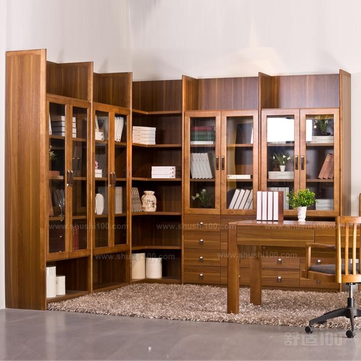 转角组合书柜—推荐几款转角组合书柜