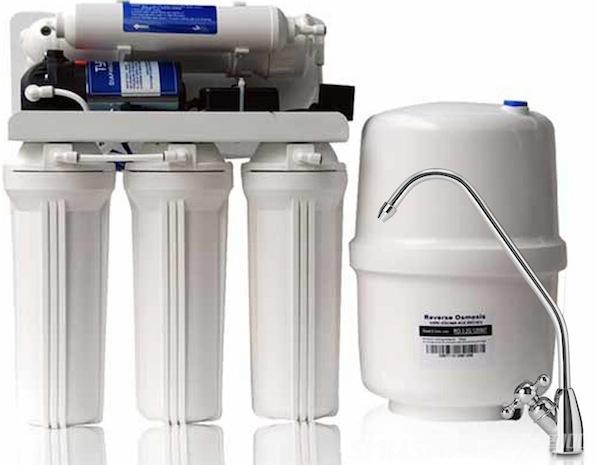 厨下净水机—厨下净水机安装方法介绍