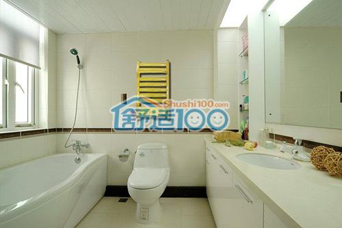 卫浴暖气片主要安装的马桶上方或离洗浴较近位置
