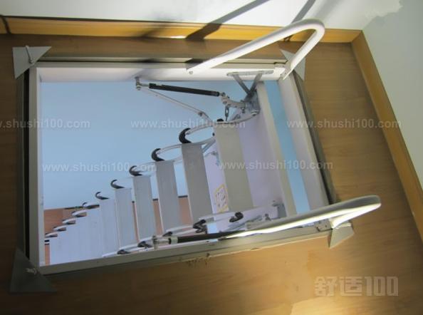 小阁楼楼梯 小阁楼楼梯设计方案介绍