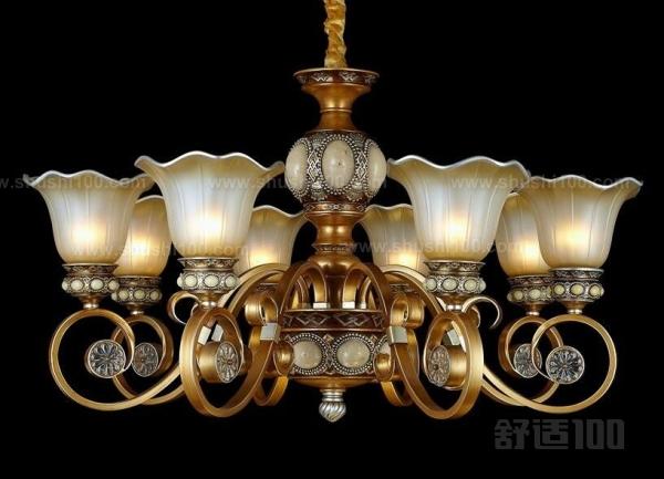 欧式吊灯排名—欧式吊灯十大品牌排名