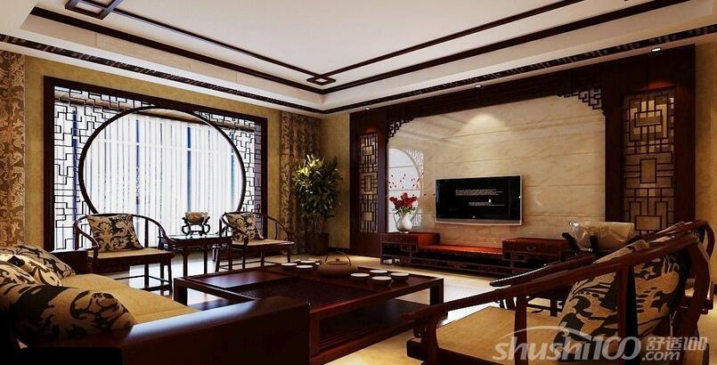 新中式电视墙一直做为家装市场上的宠儿,传统的中式风格过于沉闷和