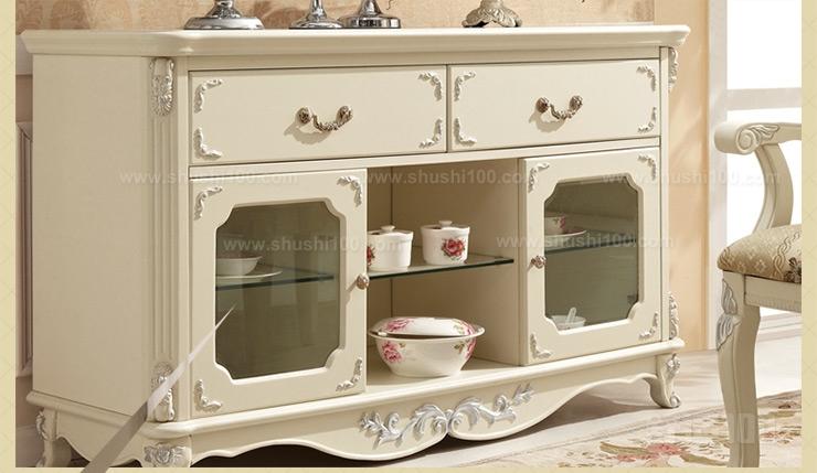 欧式风格餐边柜—欧式风格餐边柜简介和搭配技巧