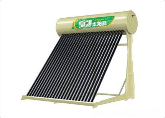 屋顶太阳能—屋顶太阳能热水器安装方法和注意事项