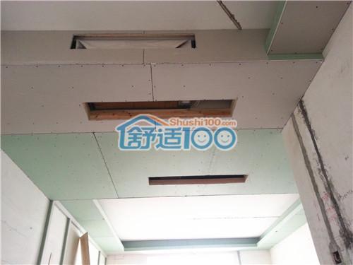 武汉幸福人家暖气片+风管机工程案例-打造四季恒温快乐家园
