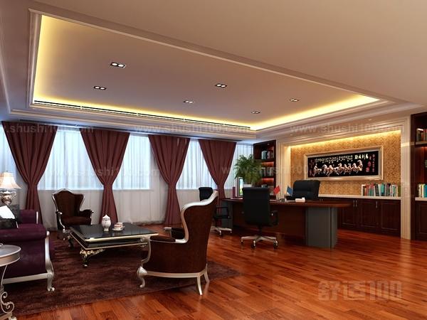豪华办公室装修—高级办公室装修设计