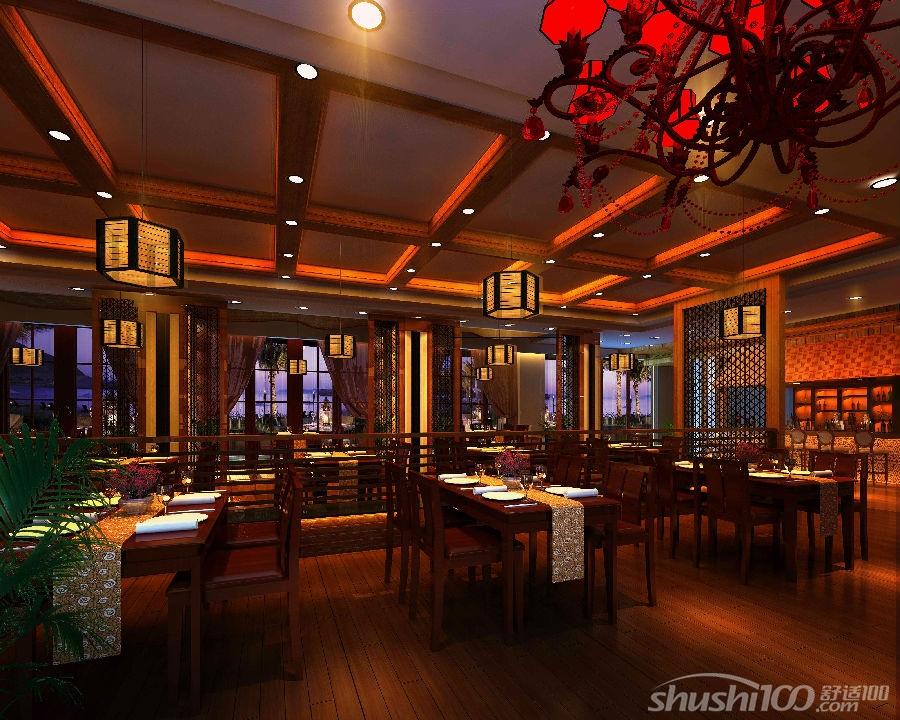 中式餐厅软装—中式餐厅软装要点与注意事项
