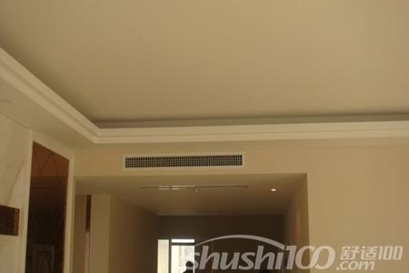 单制冷中央空调—单制冷中央空调原理和分类介绍