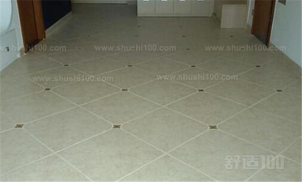 地砖菱形铺贴 地砖菱形铺贴方法介绍