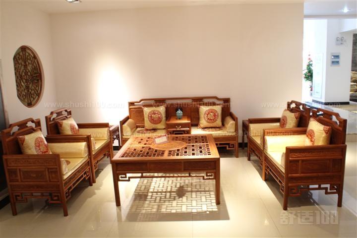 红木沙发家具—红木沙发家具的优缺点介绍