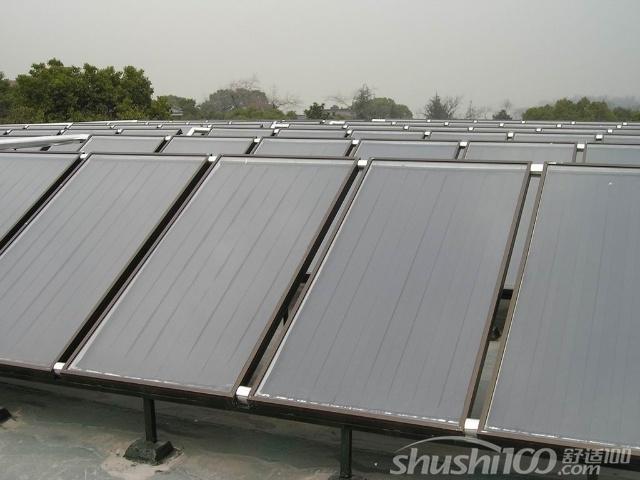 哪种热水器最好—捷森平板太阳能热水器