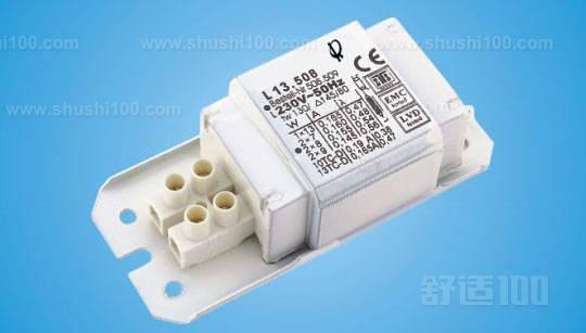 荧光灯的电子镇流器,多使用20~60khz频率供给灯管
