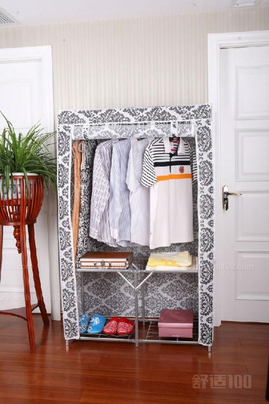 布帘式衣柜—布帘式衣柜的尺寸介绍