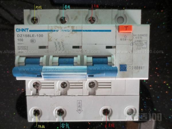 空气开关经常跳闸—空气开关工作原理和跳闸原因介绍