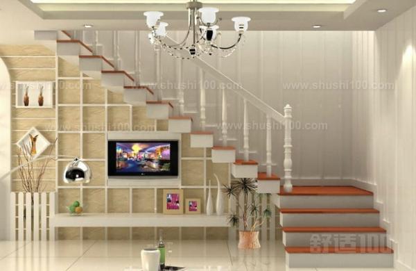 小复式楼梯装修 如何装修设计小复式楼梯高清图片