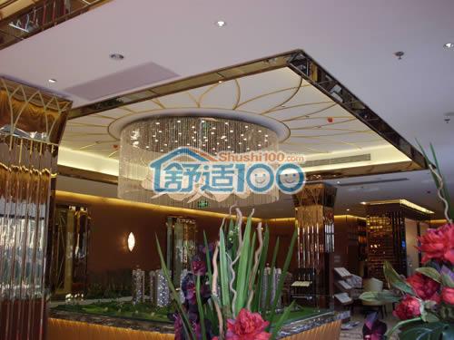深圳润恒尚园中央空调安装工程—看看什么叫高大上