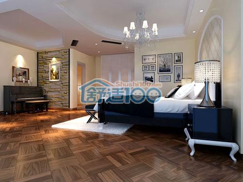 卧室 中央 空调出风口 ,一般安装在门口的吊顶处