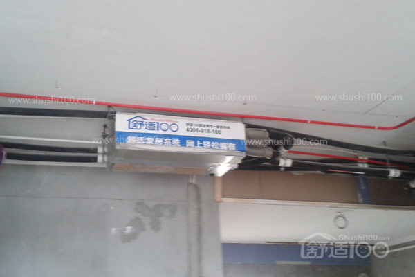 武汉万锦江城中央空调安装工程-舒适住宅助您打造美好人生