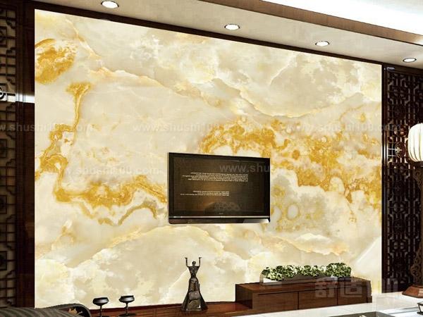 1、基层处理。进行背景墙安装,首先进行墙面基层处理。基层墙面必须清理干净,不得有浮土、浮灰,将其找平并涂好防潮层。 2、龙骨安装固定。对于厚重的大理石板,使用钢材龙骨能降低石板对墙面的影响,并提高整体的抗震性。根据计划图样,在墙上钻孔埋入固定件,龙骨焊接墙体固定件,支撑架再焊接龙骨,要求龙骨安装牢固,与墙面相平整。