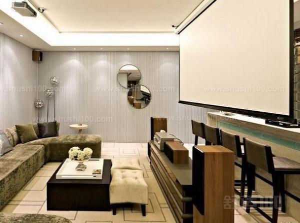 客厅装家庭影院—客厅家庭影院安装注意事项