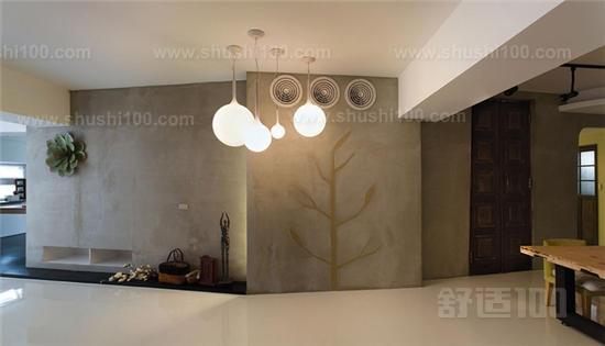 水泥墙装修风格——时尚环保费用低廉