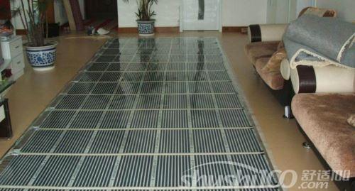 地暖安装示意图-电地暖和水地暖区别 电地暖和水地暖区别对比分析
