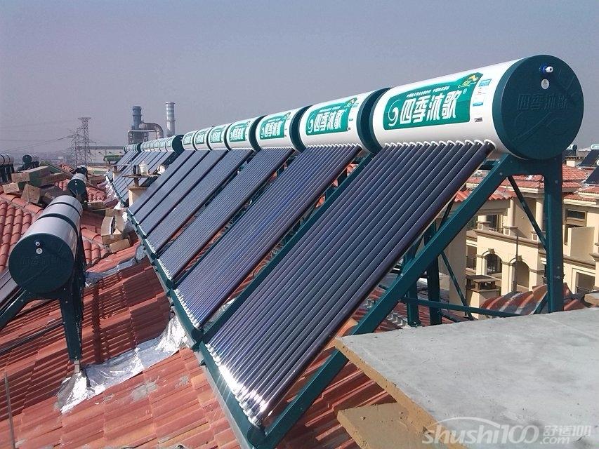 四季沐歌太阳能清洗—太阳能热水器清洗方法