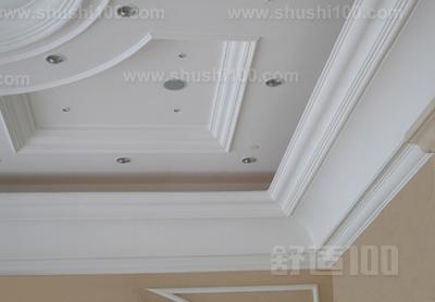 客厅顶石膏线—客厅顶石膏线的贴线技巧