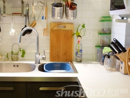 厨具灶台—灶台尺寸和煤气灶台尺寸图片