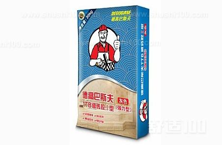 德高瓷砖胶分类 德高瓷砖胶品牌及产品种类介绍图片