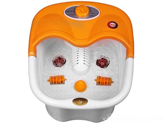 璐瑶足浴按摩器怎么使用—璐瑶足浴按摩器使用方法