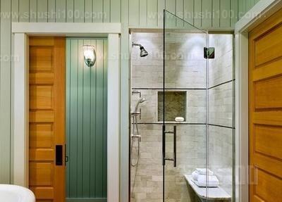 淋浴房 半圆