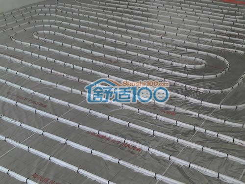 水暖地暖设计规范-舒适100网个性设计 规范施工