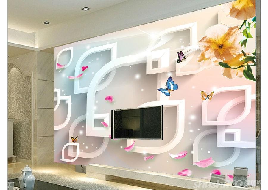 3D墙布安装效果 以上就是舒适100为大家简单介绍的3D墙布的优点以及特色,和其他强不一样3D强不具有安装方便的优点,但是有别于其他墙布的是3D墙布和它的一样最大的特点就是立体,装饰在家中可以让家中的风格更有特色,更突出装修的亮点。在客人到您家中的时候绝对会被您家的装修所吸引,除了家庭装修像公司、酒店、酒吧等场所也喜爱用3D墙布。
