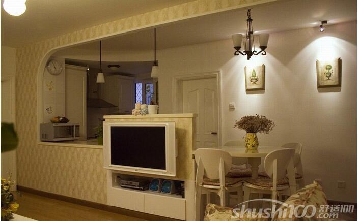 隔断电视墙 设计隔断电视墙的作用及应用图片