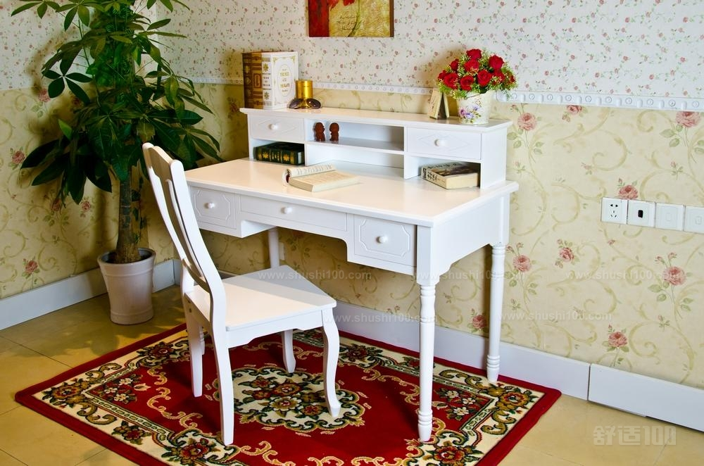 欧式学生书桌—如何选购欧式学生书桌