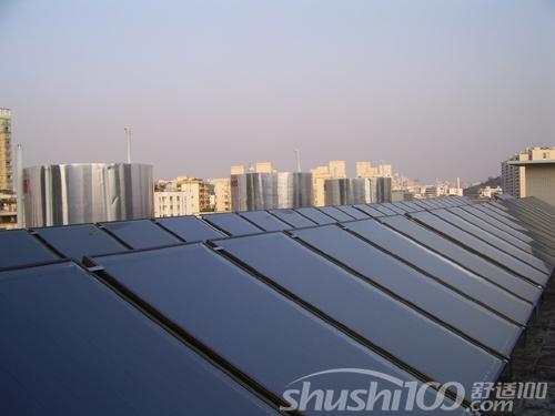 工业用热水器—工业用太阳能热水器的作用及优点介绍