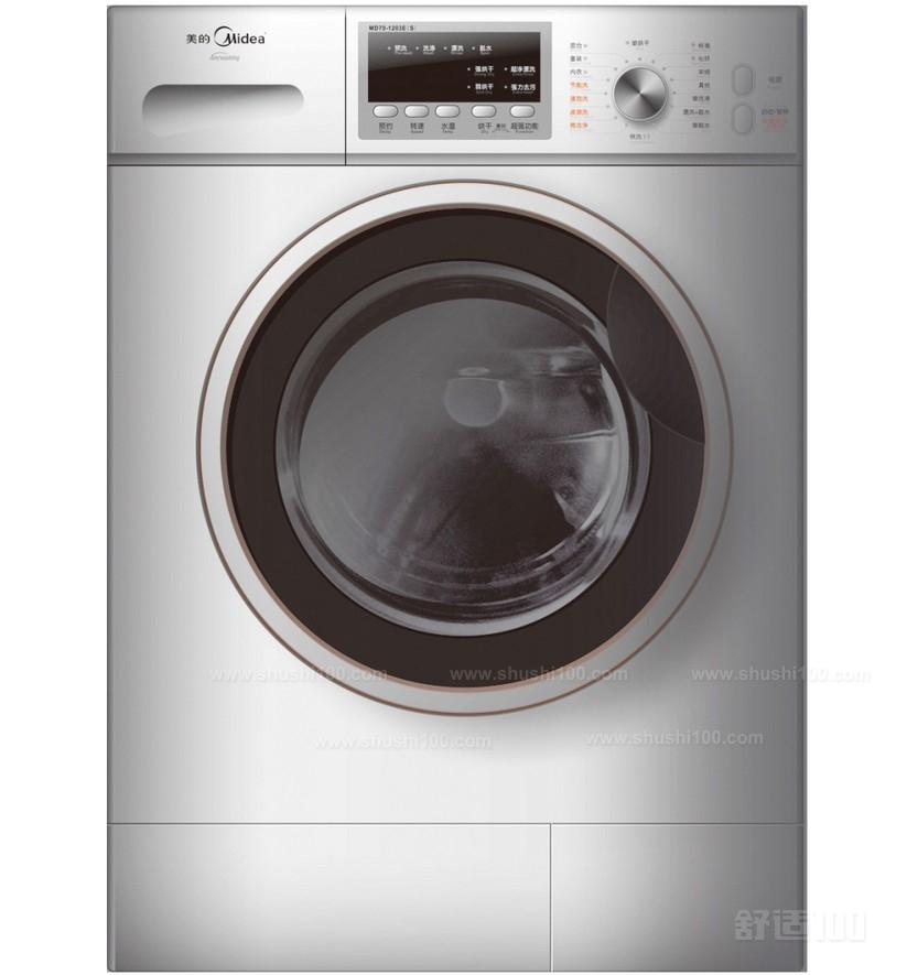 滚筒洗衣机美的—美的滚筒洗衣机优点及维修介绍