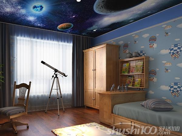 室内软装风格—创意设计儿童房