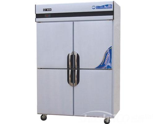 四门冰柜—机械温控器的运用方式