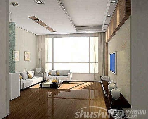 客厅吊顶灯池—客厅吊顶灯池的装修方法