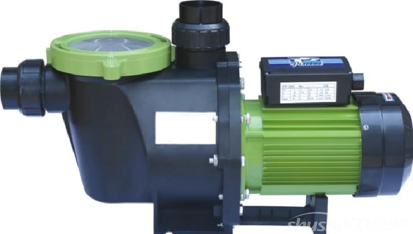 泳池循环水泵—泳池循环水泵的工作原理与安装